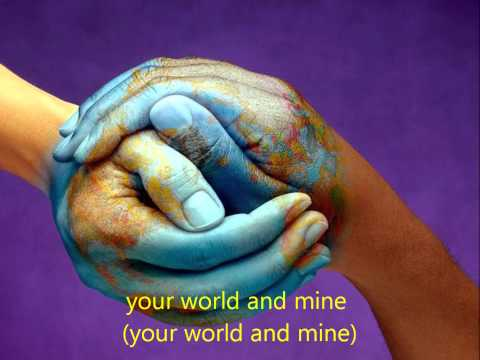 LUCIANO - YOUR WORLD AND MINE - with lyrics