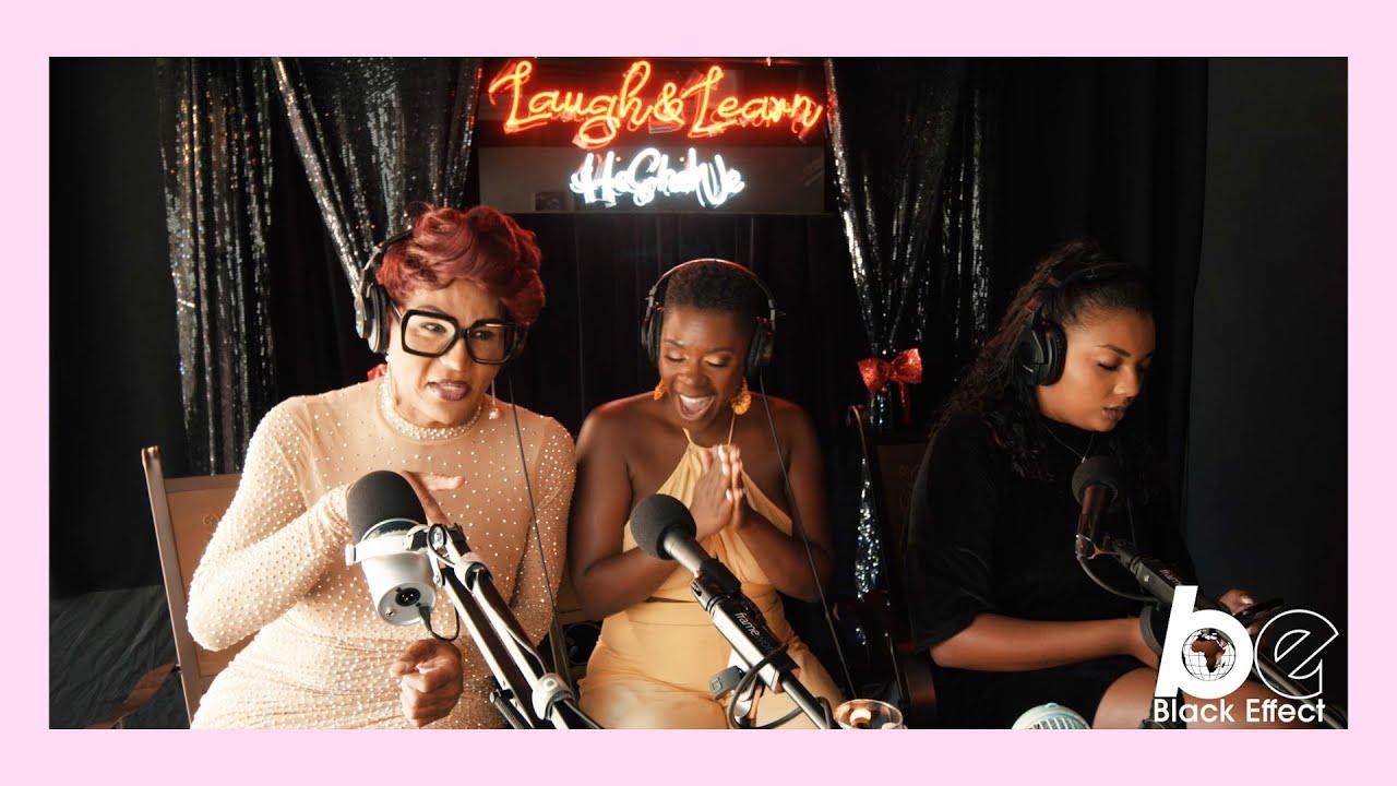 Tasha K. on Flame Monroe's Podcast | Laugh & Learn ( Full Video )