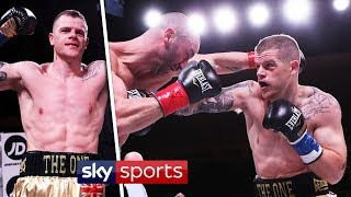 Callum Johnson destroys Sean Monaghan in three rounds | Full Fight