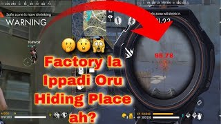 Free fire factory new hide place tricks tamil