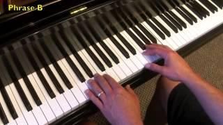 The Chicken Dance piano lesson