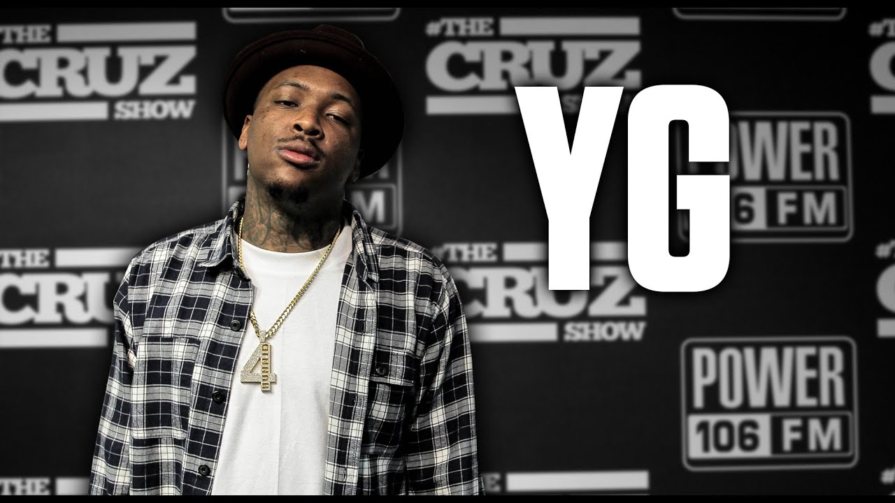 YG Goes All The Way West Coast and Funky With Twist My