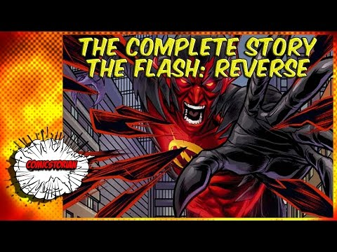 The Flash: Reverse (New 52 Reverse Flash)