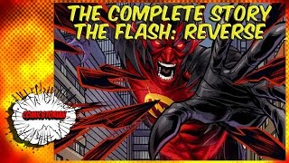 The Flash: Reverse (New 52 Reverse Flash) | Comicstorian thumbnail