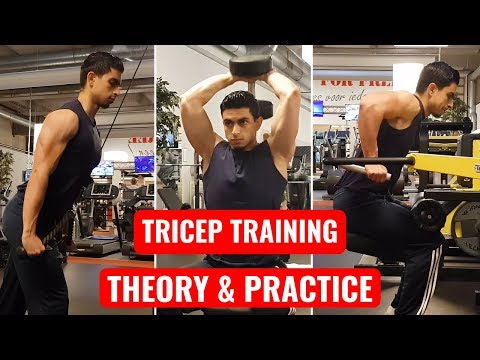 Grow Your Triceps | 3 Exercises To Include