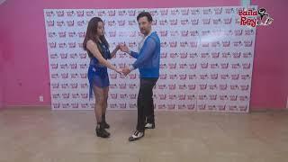 Aprende a Bailar la cumbia ¿A dónde irás, a dónde? Desde Campeche Show con Ray Espinosa -  Tutorial