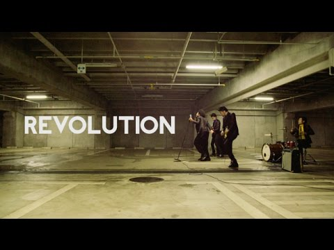 BRADIO-Revolution(OFFICIAL VIDEO)