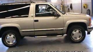 1999 chevy tahoe libertyville chevrolet