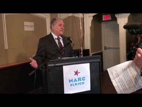 Marc Elrich County Executive Kick-Off speech