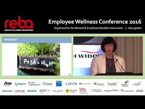 Employee Wellness Conference: Award winners panel discussion