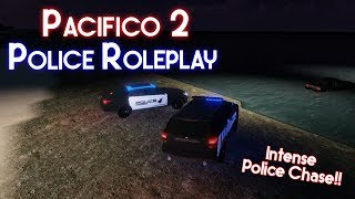 POLICE ROLEPLAY!! || ROBLOX - Pacifico 2