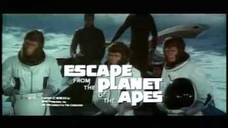 Escape from the Planet of the Apes - Trailer (1971)