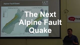 The Next Alpine Fault Earthquake in New Zealand