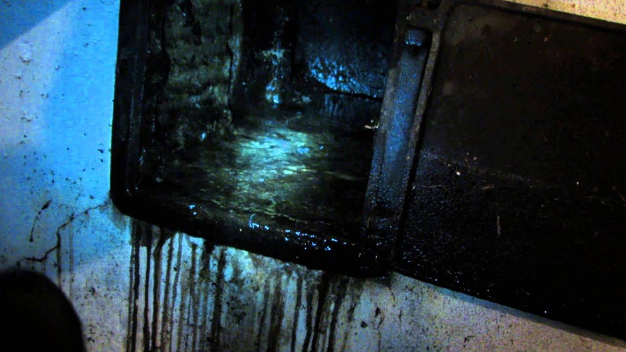 Water Flooding Basement From Chimney  YouTube - Basement keeps flooding