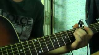 Just So You Know  Guitar Cover by Truong Cover