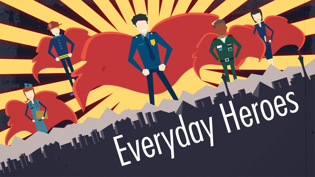 Image result for everyday heroes