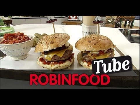 "ROBINFOOD / Hamburguesa ""Madison Square Park"""