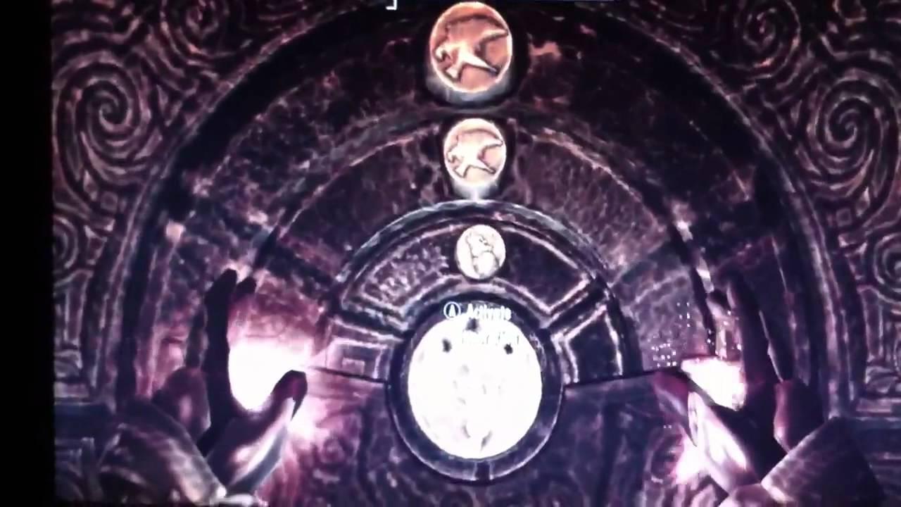 & The Elder Scrolls V: Skyrim; Folgunthur door code - YouTube