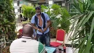Chikito de Ferre Gola passe son test chez Koffi Olomidé le Grand Mopao
