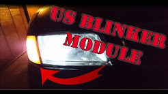 How to install US blinker module !