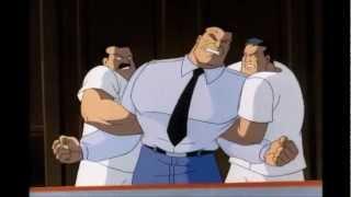 Batman: The Animated Series - 82 Lock-Up HD - Lyle Bolton