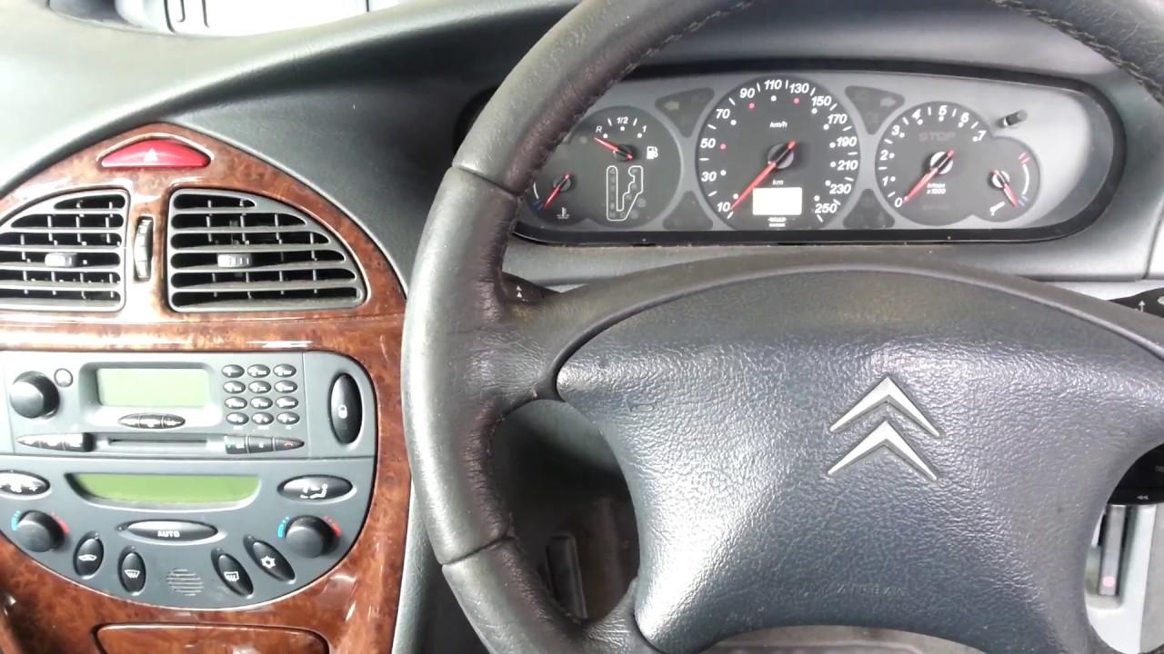 01 Citroen C5 Fuse Box And Obd2 Location