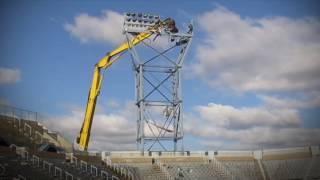 US Open Louis Armstrong Stadium: A Final Farewell, Part 4
