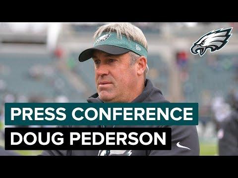 Head Coach Doug Pederson Discusses The Loss To Carolina  Eagles Press Conference