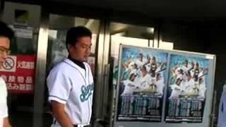 ベイ☆シーレ川村&秦サイン会2008.08.10