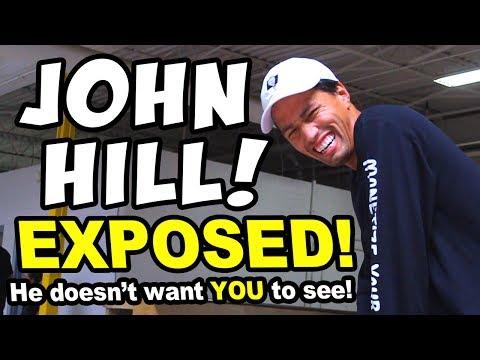 John Hill EXPOSED! (Hidden Mic)