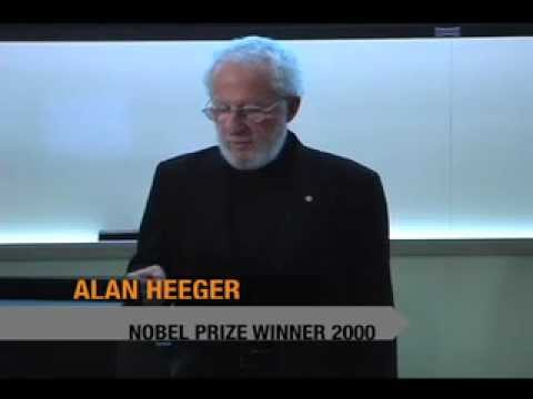 Distinguished Lecture Series - Dr. Alan Heeger