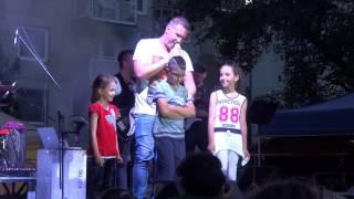 Kasza Tibi - Rock Sztárok születnek  (2016.05.28.Újpest)