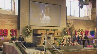 FULL: Hank Aaron memorial service at Braves' Truist Park