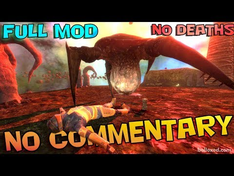 ★Just Released!!★ Black Mesa: IMPROVED XEN - Full Walkthrough