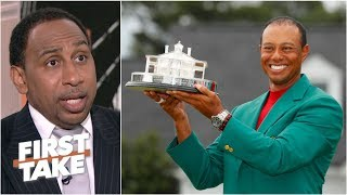 Tiger Woods passing Jack Nicklaus' in major wins is possible – Stephen A. | First Take