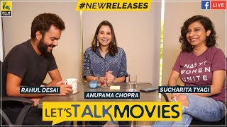 Let's Talk Movies | Race 3, Lust Stories | Anupama Chopra, Rahul Desai, Sucharita Tyagi