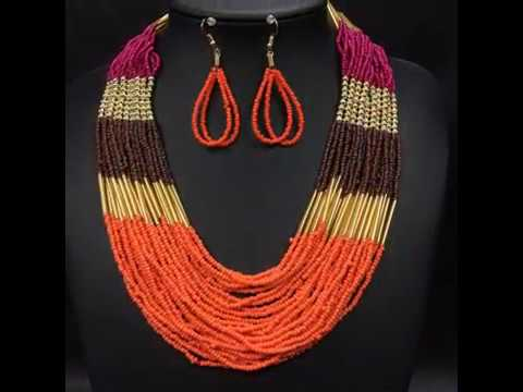 African Beads Jewelry