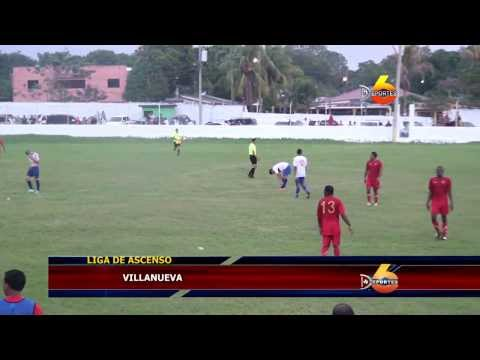 VILLANUEVA FC 3-1 ATLETICO MUNICIPAL