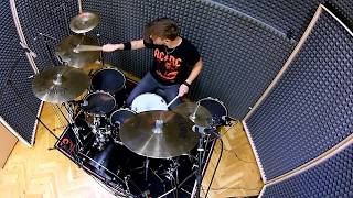 Avenged Sevenfold - Nightmare | David Klement Drum Cover