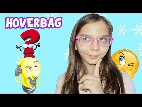 HOVERBAG OKUL HAYATIMIZI KOLAYLAŞTIRACAK BULUŞLAR & İCATLAR İsmini Siz Koyun Eğlenceli Çocuk Videosu