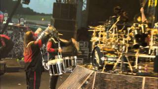 Slipknot - The Blister Exists Live at Download Festival 2009