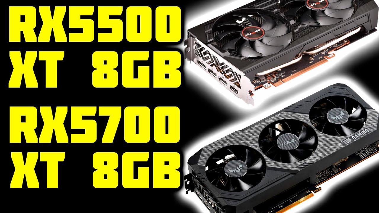 Майнинг На Видеокартах RX5700XT 8GB и RX5500XT 8GB: Nimiq, Ravencoin, Beam