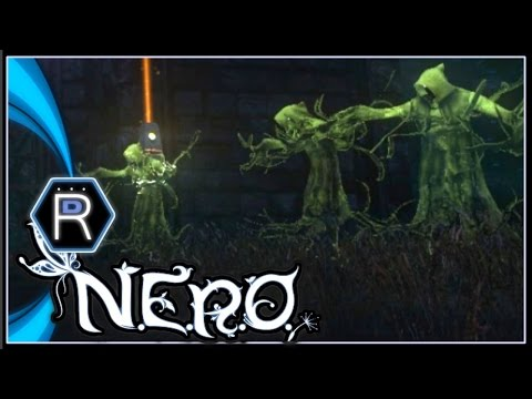 N.E.R.O. (NERO) Nothing Ever Remains Obscure Gameplay - Mausoleum [Part 4]