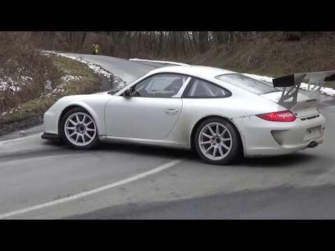 Rafael Tamás Porsche teszt Kazár 20180319 /by Czene/