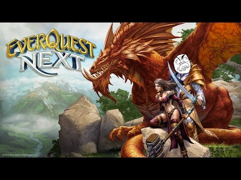 EverQuest Next And Why I'm So Critical Of It