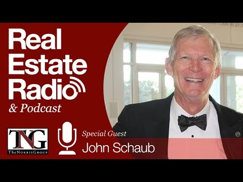 Bruce Norris Is Joined By John Schaub On The Real Estate Radio Show #588
