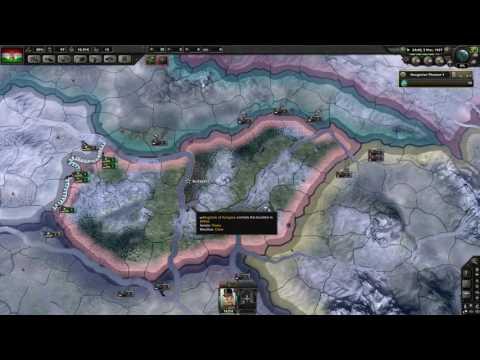 Hearts of Iron IV - Osztrák-Magyar | Death or Dishonor DLC