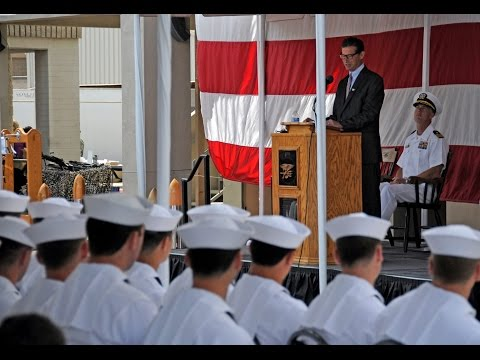 300 - Navy SEAL Graduation Speech