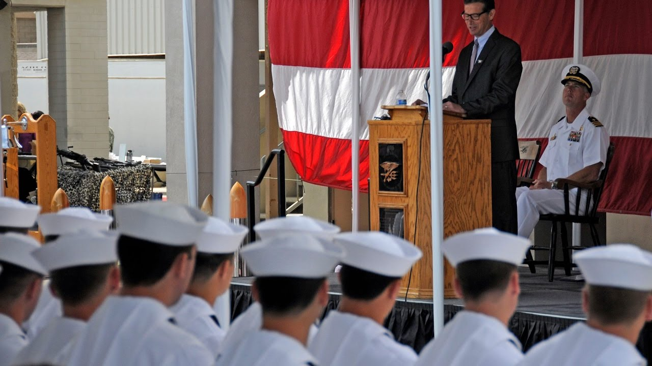 Navy seal commencement address