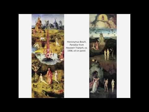Lecture: On Masterpieces of Art